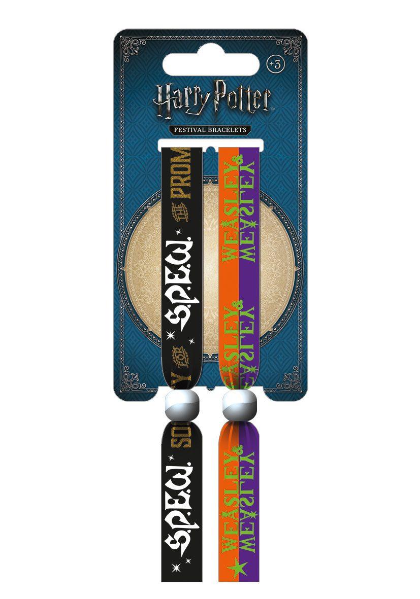 Harry Potter Festival Wristband 2-Pack SPEW