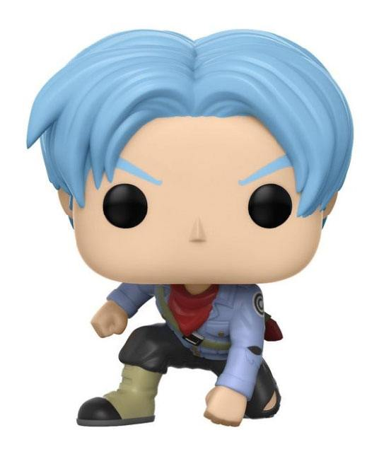 Dragonball Super POP! Animation Vinyl Figure Future Trunks 9 cm
