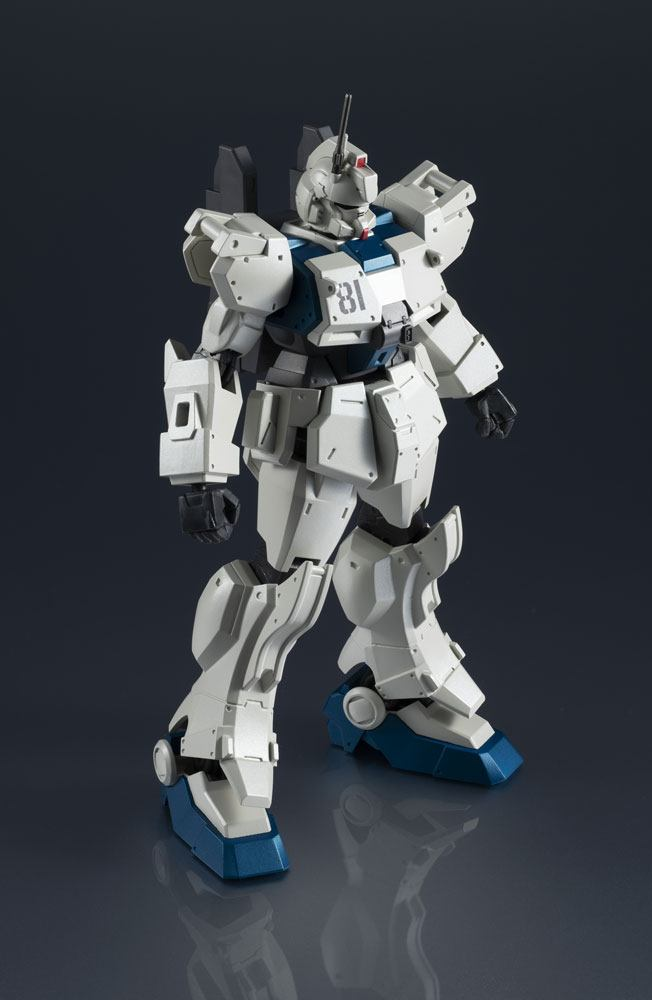 Mobile Suit Gundam: The 08th MS Team Gundam Universe Action Figure RX-79 Ez-8 15 cm