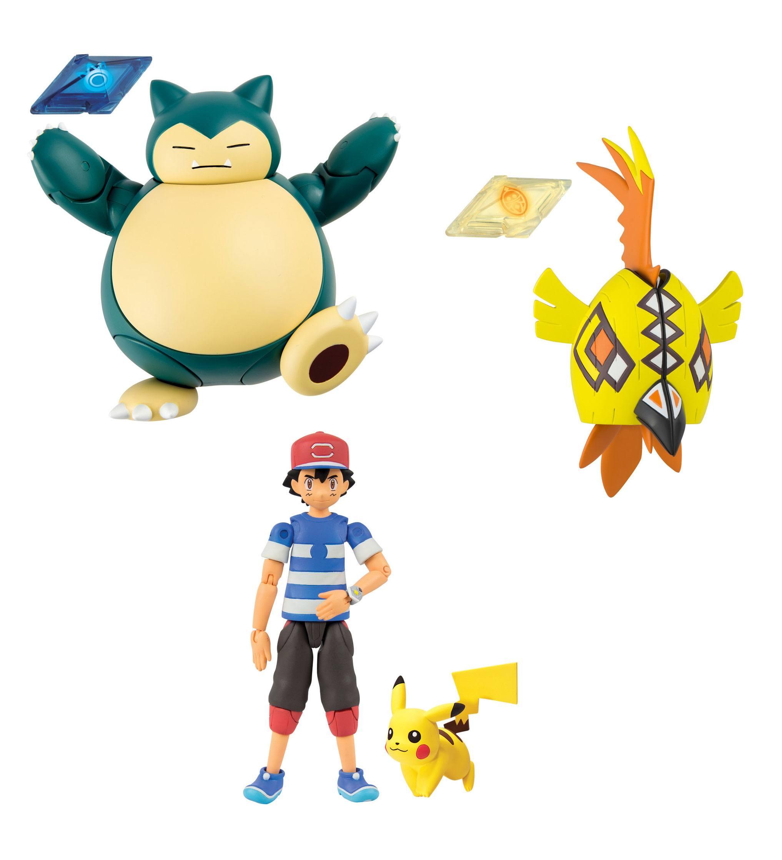 Pokemon Hero Set Action Figures 15 cm Assortment D8 (4)