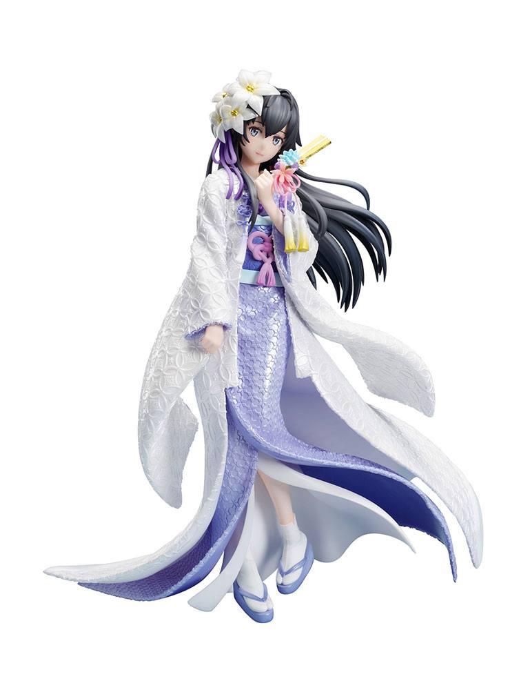 My Teen Romantic Comedy SNAFU Climax PVC Statue 1/7 Yukino Yukinoshita - Shiromuku - 24 cm