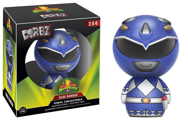 Power Rangers Vinyl Sugar Dorbz Vinyl Figure Blue Ranger 8 cm