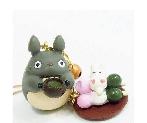 My Neighbor Totoro Japanese Sweet Series Strap Dango 11 cm