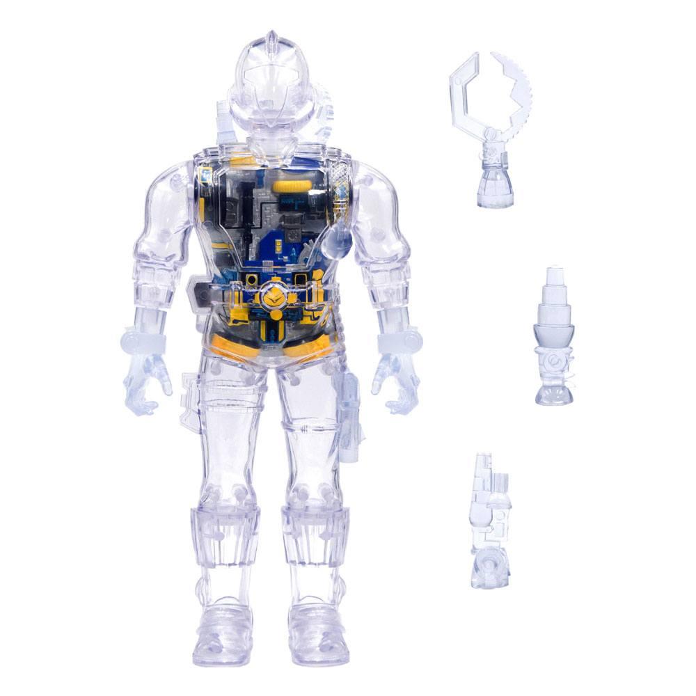 G.I. Joe Action Figure Super Cyborg Cobra B.A.T. (Clear) 28 cm