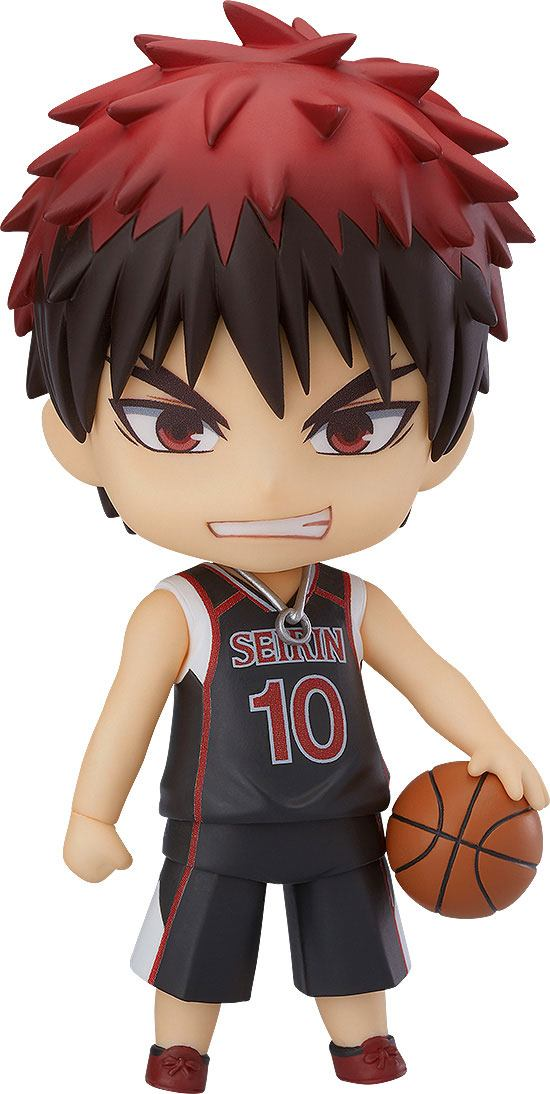 Kuroko's Basketball Nendoroid Action Figure Taiga Kagami 10 cm