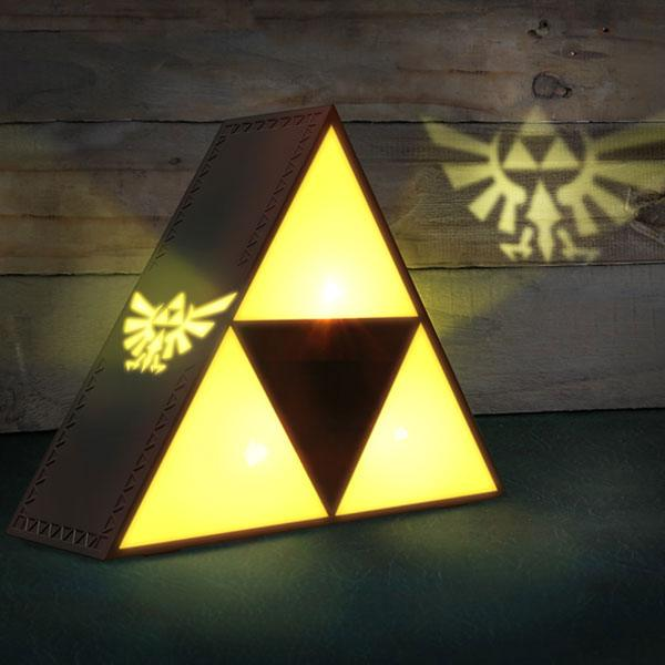 Legend of Zelda Light Triforce 20 cm