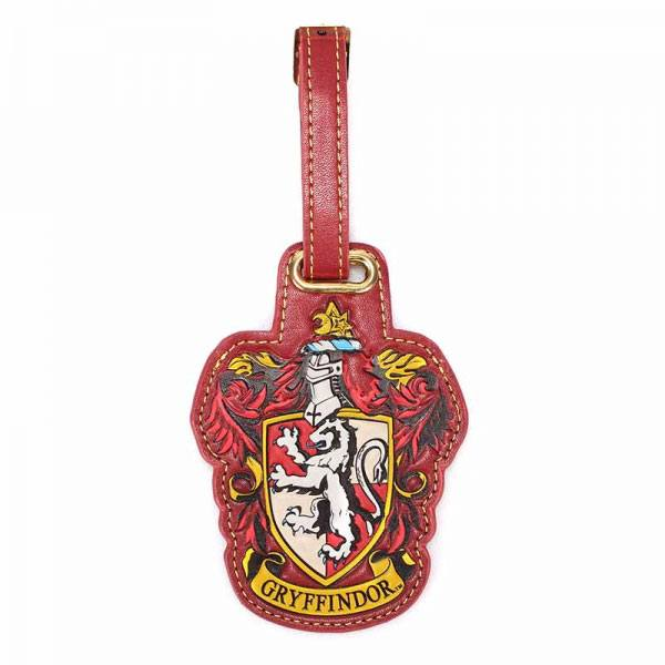 Harry Potter Luggage Tag Gryffindor