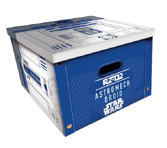 Star Wars Storage Box R2-D2 Case (5)