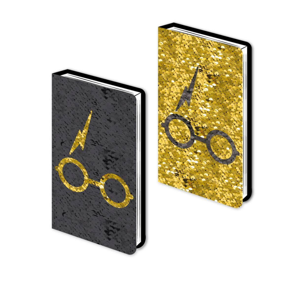 Harry Potter Sequin Notebook A5 Harry