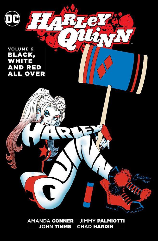 DC Comics Comic Book Harley Quinn Vol. 6 by Amanda Conner english
