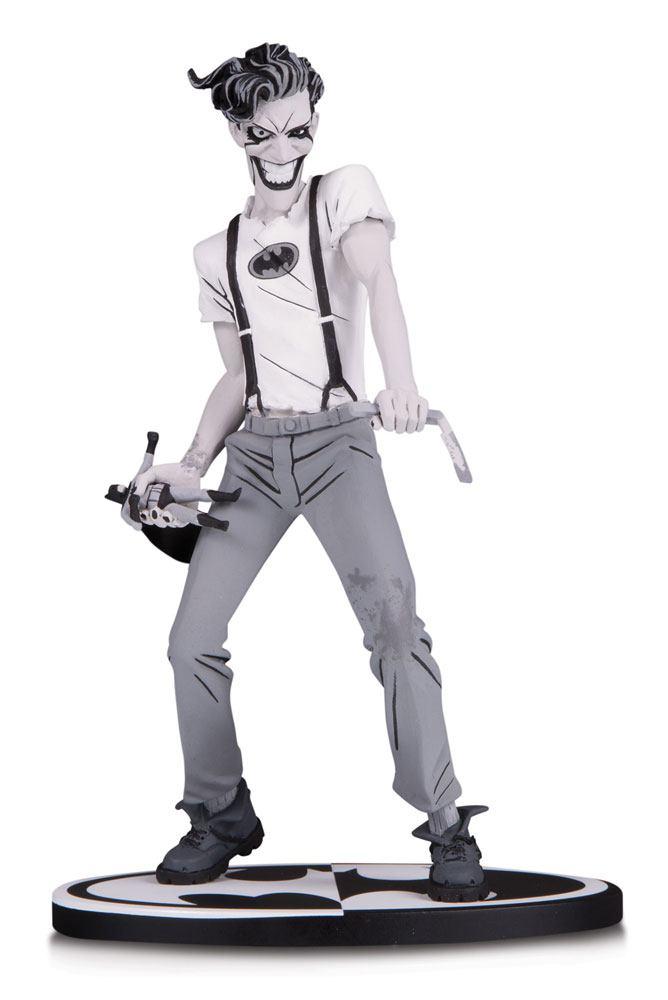 Batman Black & White Statue The White Knight Joker by Sean Murphy 18 cm