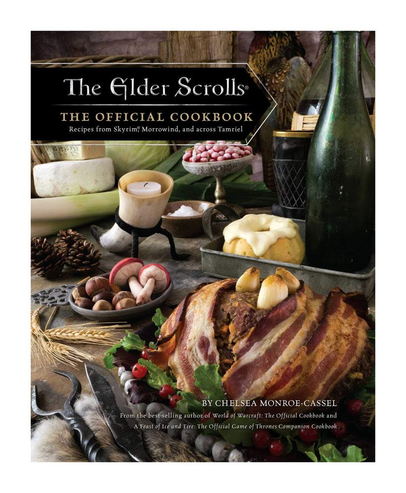 The Elder Scrolls Cookbook The Official Cookbook