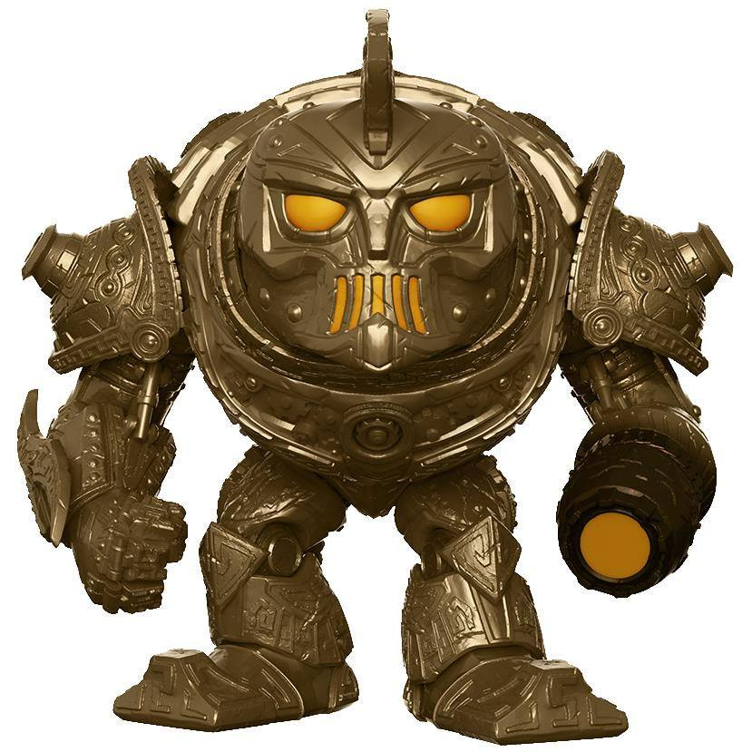 The Elder Scrolls POP! Games Vinyl Figure Dwarven Colossus 15 cm