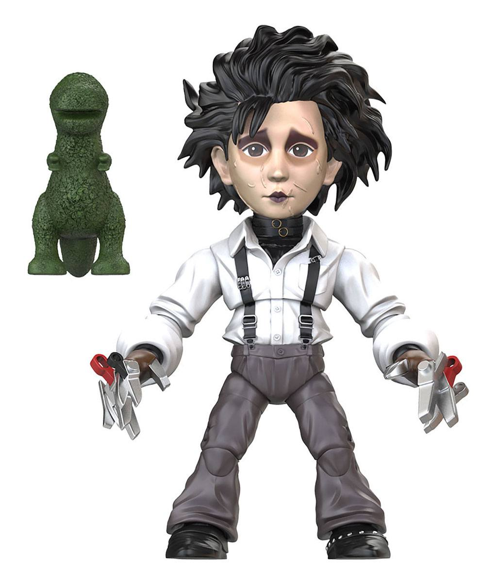 Edward Scissorhands Action Vinyls Mini Figure 8 cm Edward