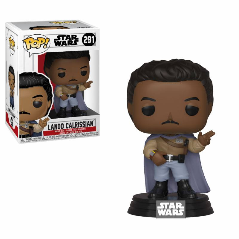 Star Wars POP! Movies Vinyl Figure General Lando 9 cm