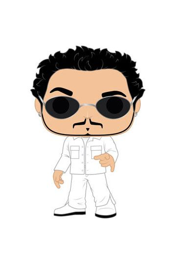 Backstreet Boys POP! Rocks Vinyl Figure AJ McLean 9 cm