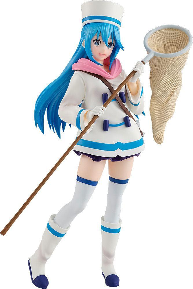 KonoSuba: Legend of Crimson Pop Up Parade PVC Statue Aqua Winter Ver. 18 cm