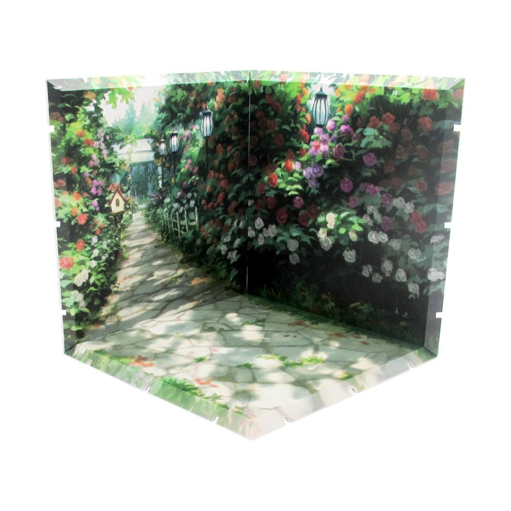 Dioramansion 150 Decorative Parts for Nendoroid and Figma Figures Rose Garden
