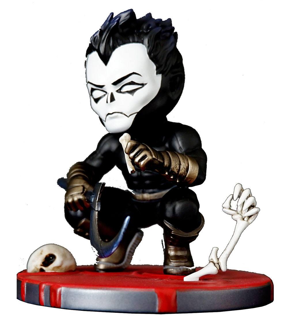 Valiant Comics Chibi Figure Shadowman 9 cm
