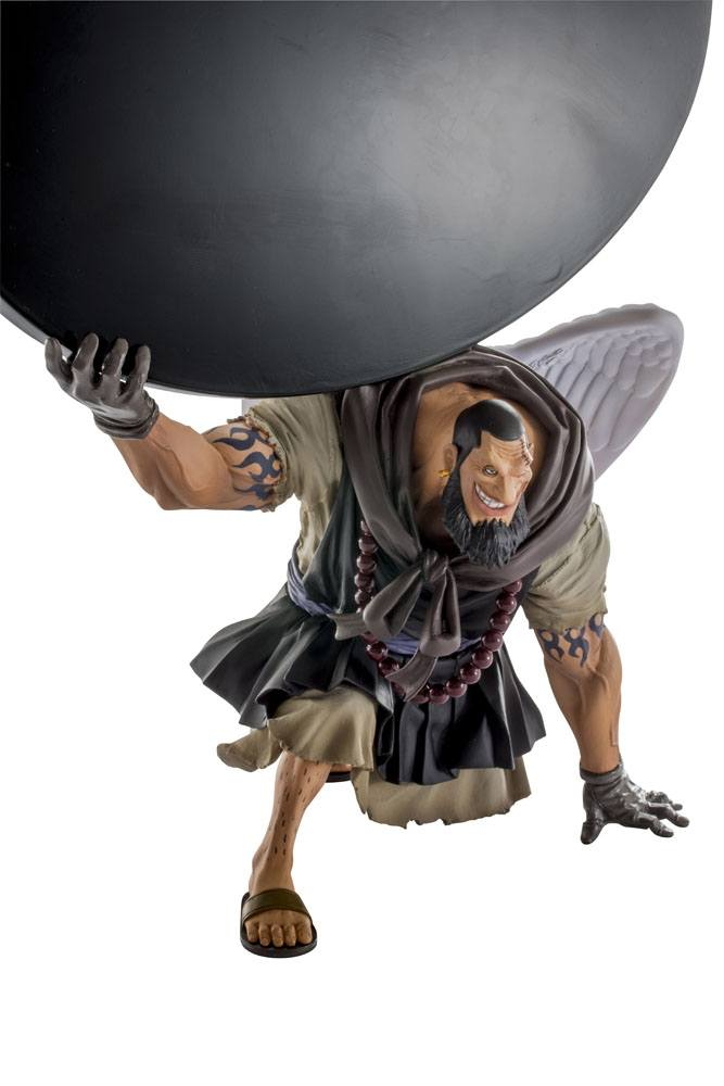 One Piece Scultures Figure Big Zoukeio 5 Urouge Vol 1 11 cm