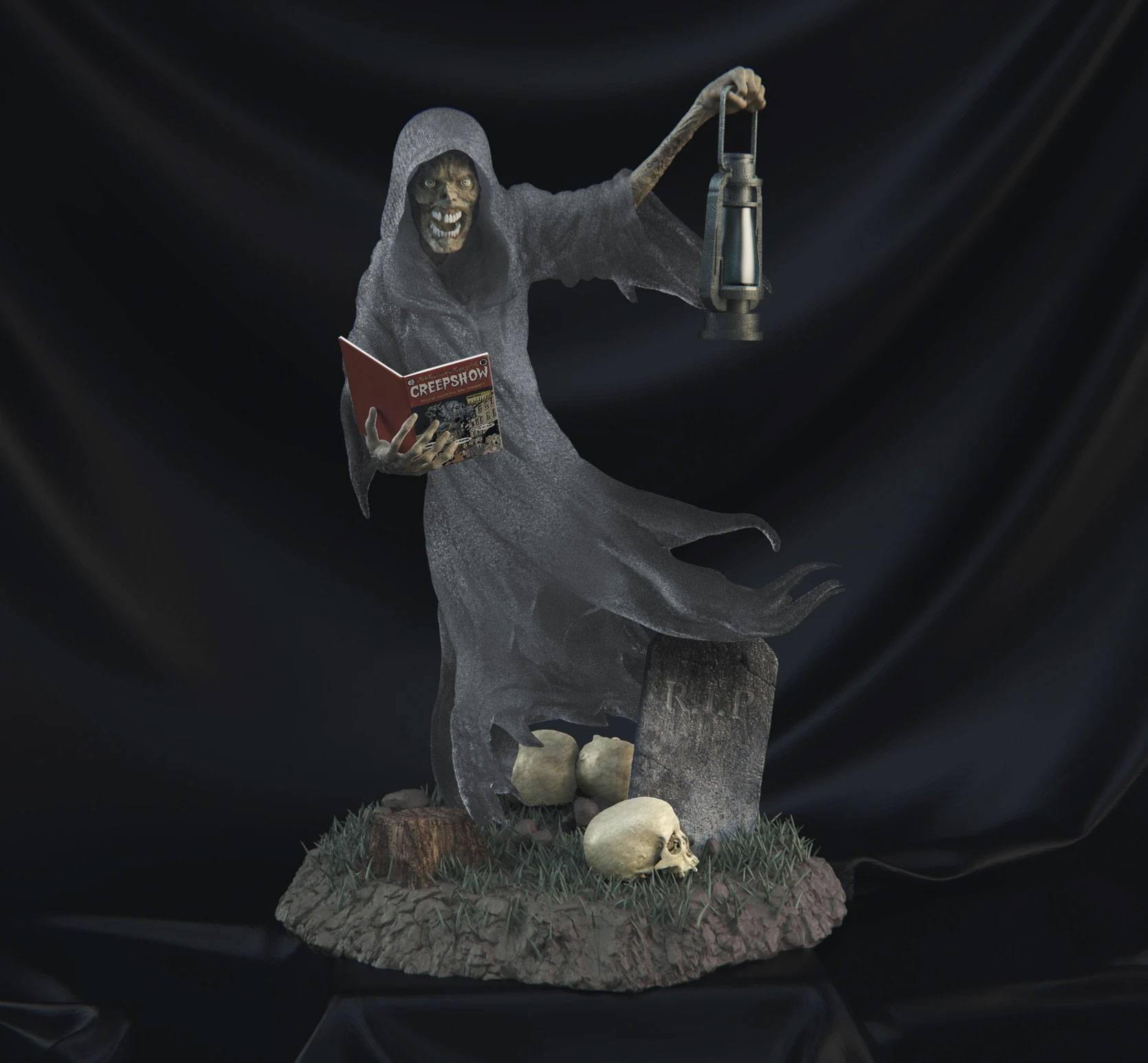 Creepshow PVC Statue 1/10 The Creep 30 cm