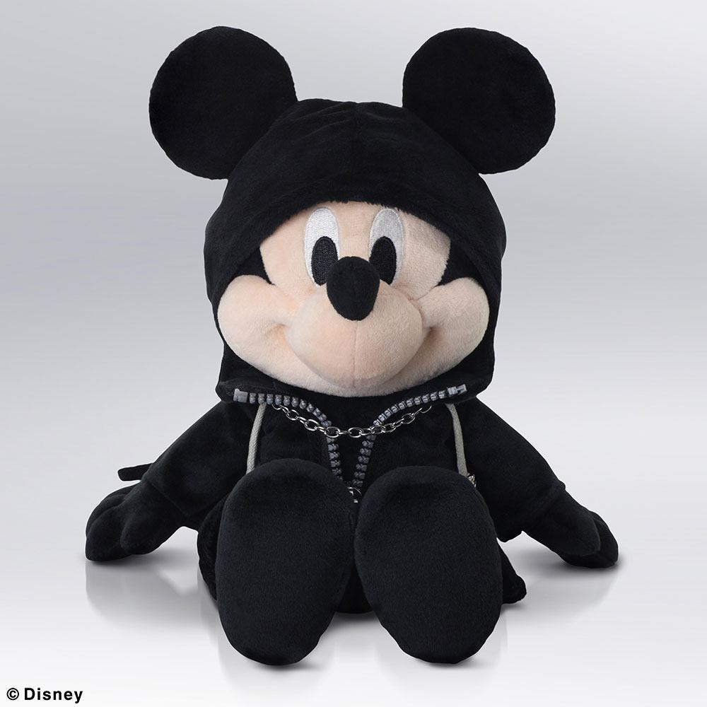Kingdom Hearts Plush Figure King Mickey 33 cm