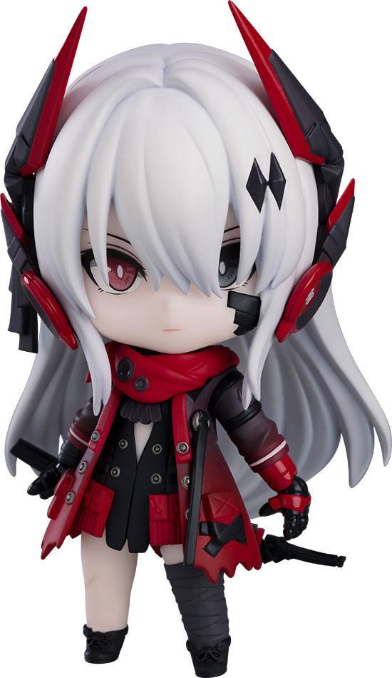 Punishing: Gray Raven Nendoroid Action Figure Lucia: Crimson Abyss 10 cm