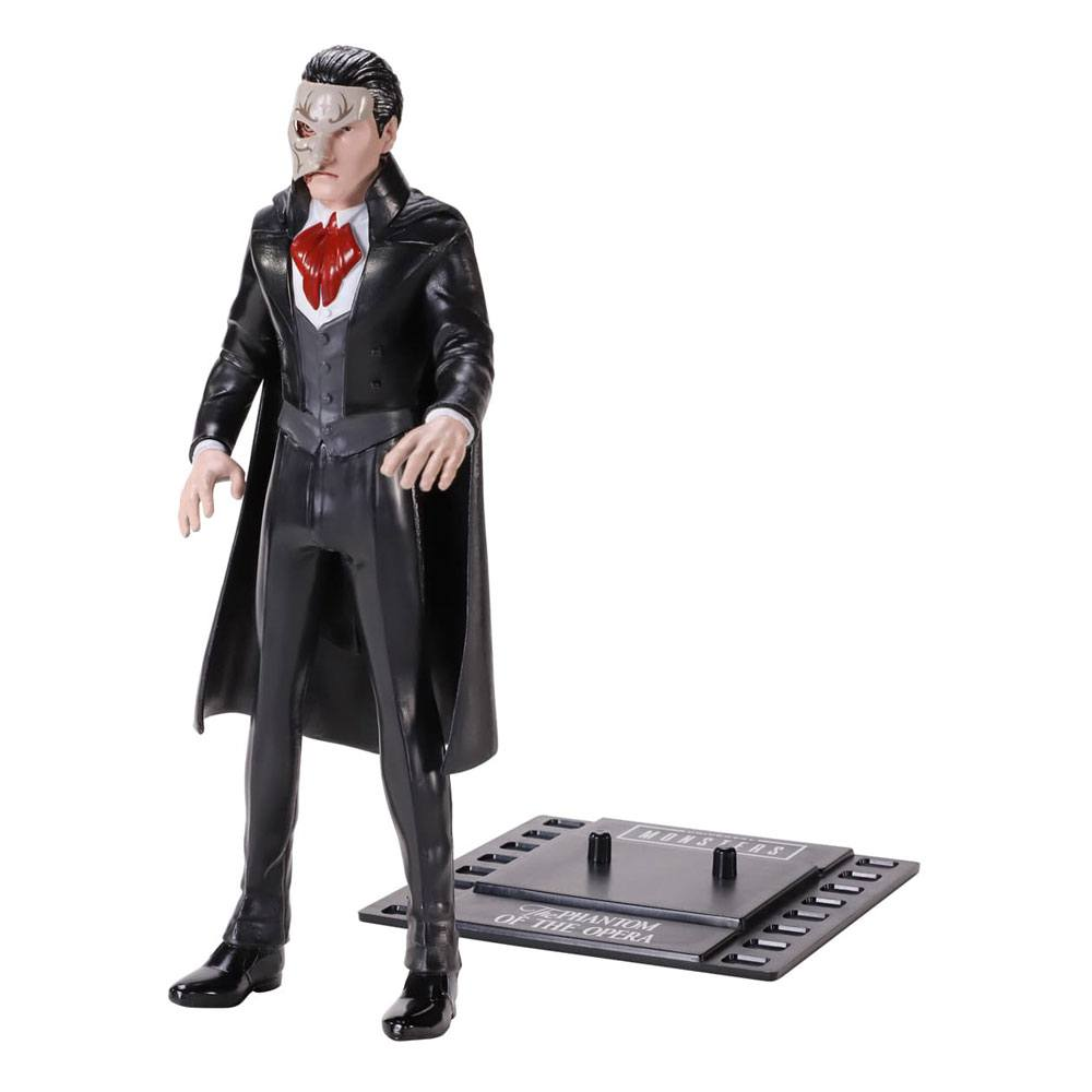 Universal Monsters Bendyfigs Bendable Figure Phantom 19 cm