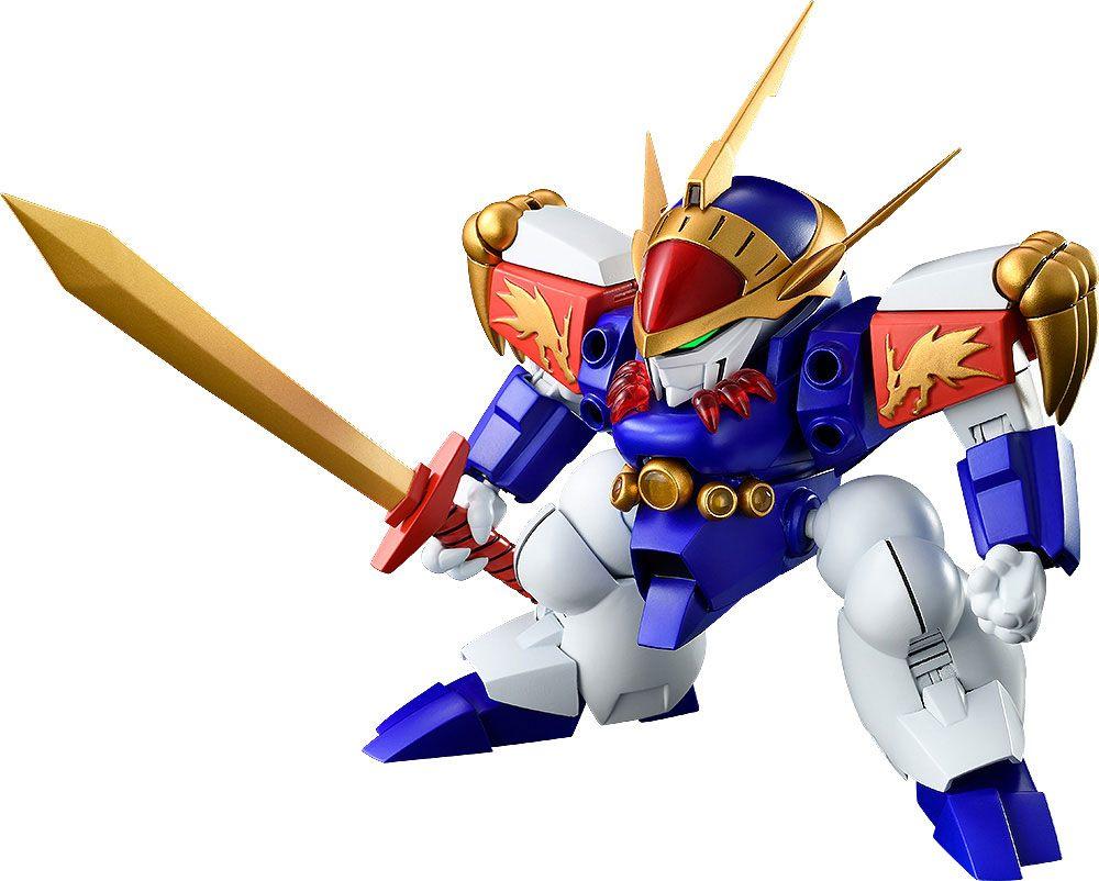 Mashin Hero Wataru Plastic Model Kit PLAMAX Ryujinmaru Update Ver. 8 cm
