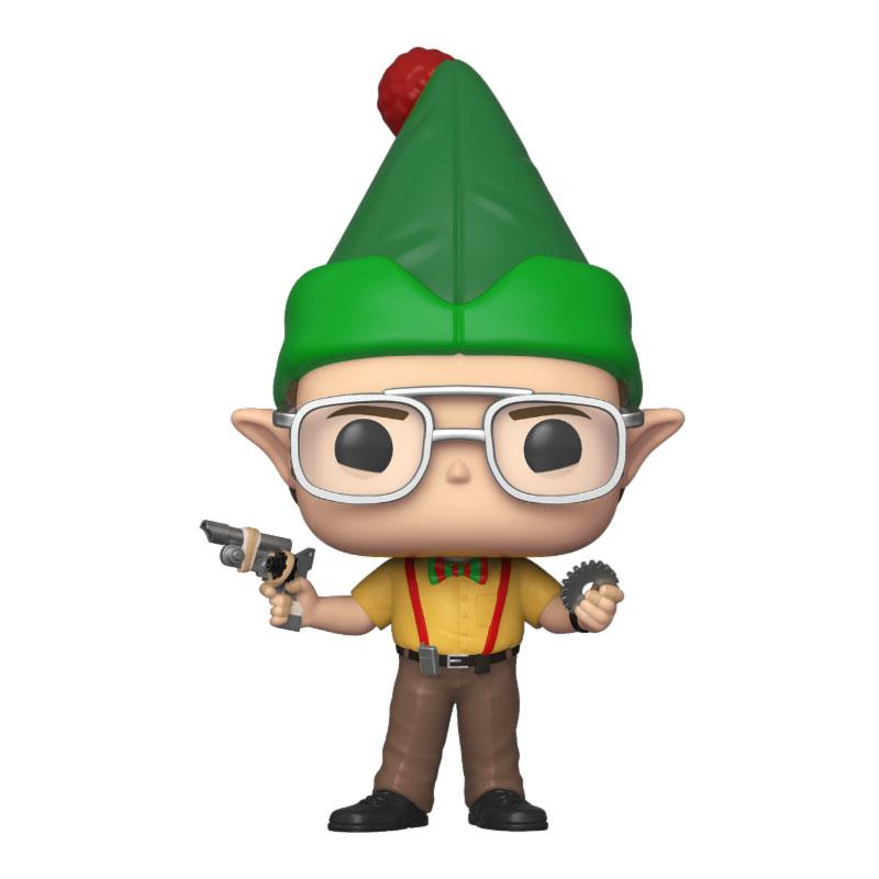 The Office POP! TV Vinyl Figure Dwight as Elf 9 cm
