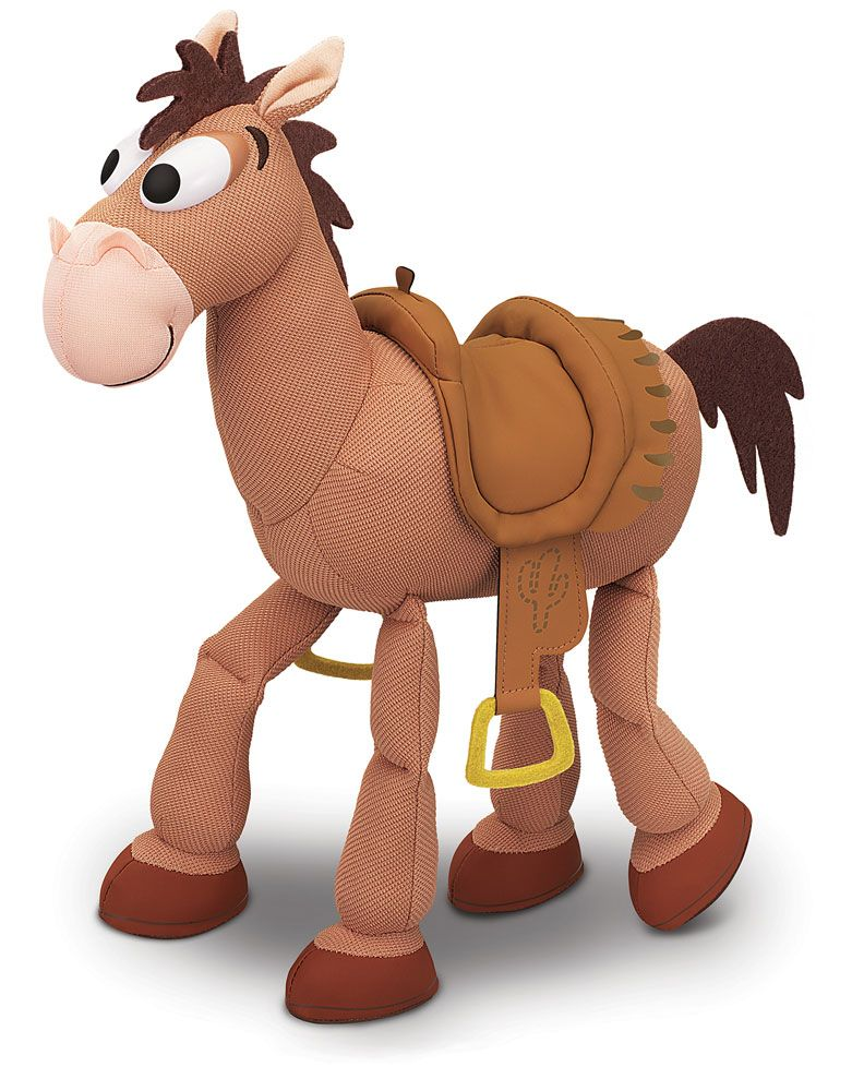 Toy Story Plush Figure Bullseye 34 cm