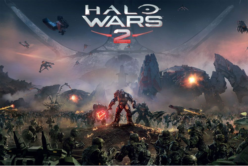 Halo Wars 2 Poster Pack Key Art 61 x 91 cm (5)