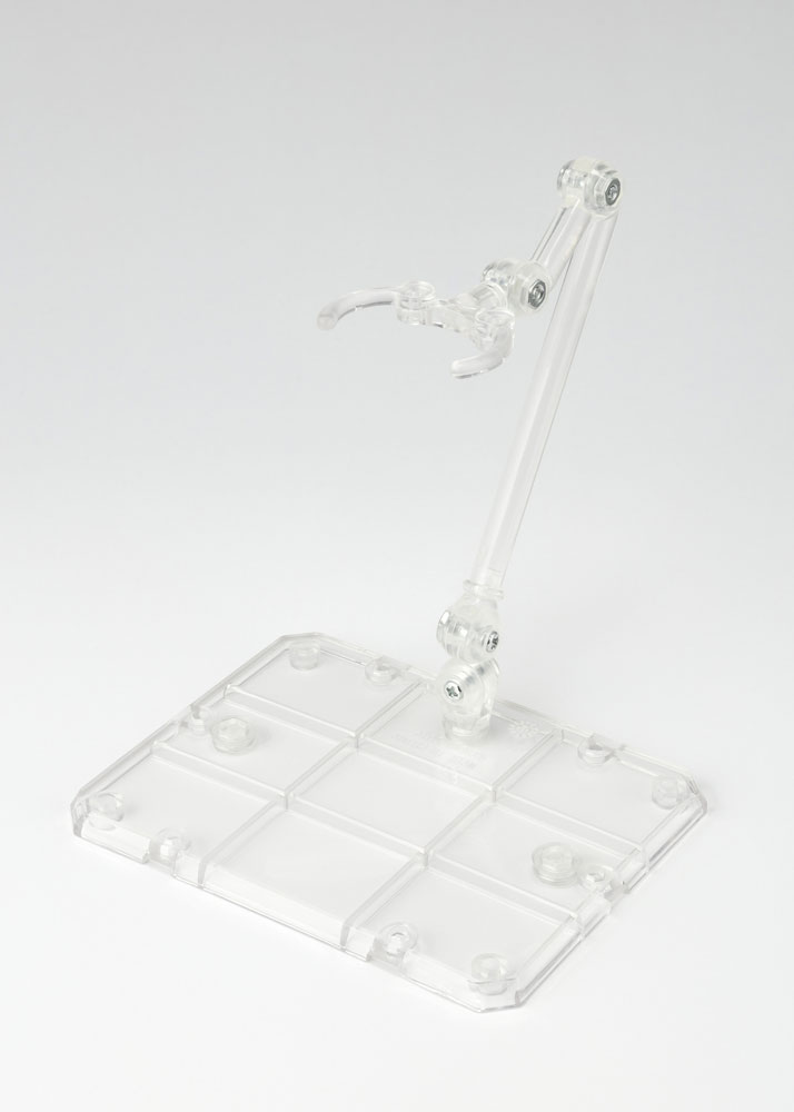 Tamashii Stage Figure Stand Act.4 for Humanoid Clear 14 cm