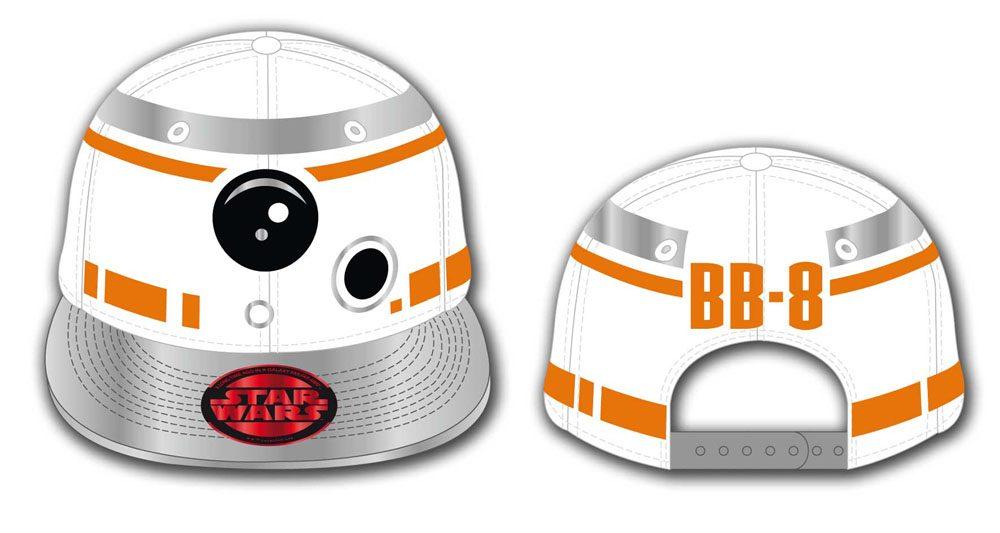 Star Wars Episode VII Adjustable Cap BB-8