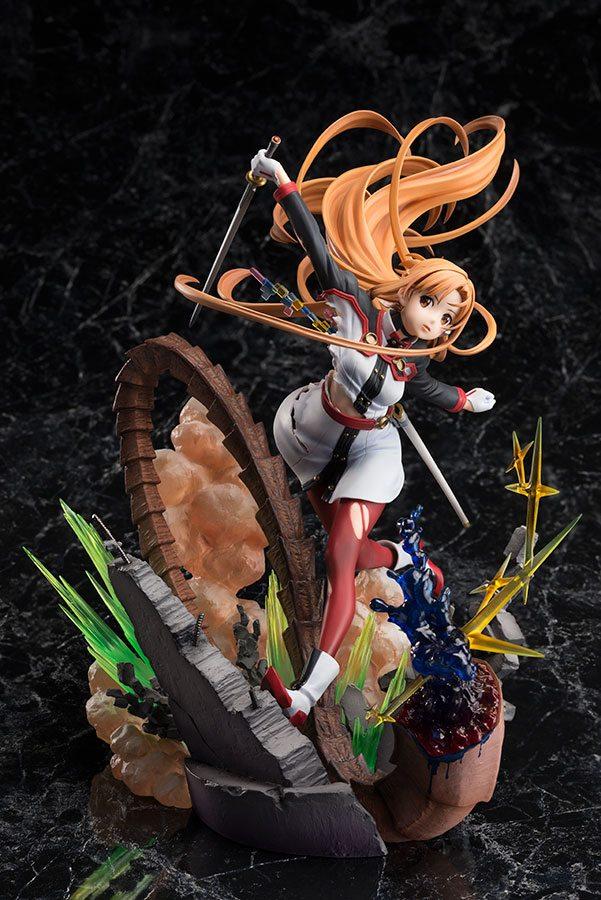Sword Art Online The Movie -Ordinal Scale- PVC Statue 1/8 Asuna Yuuki 23 cm