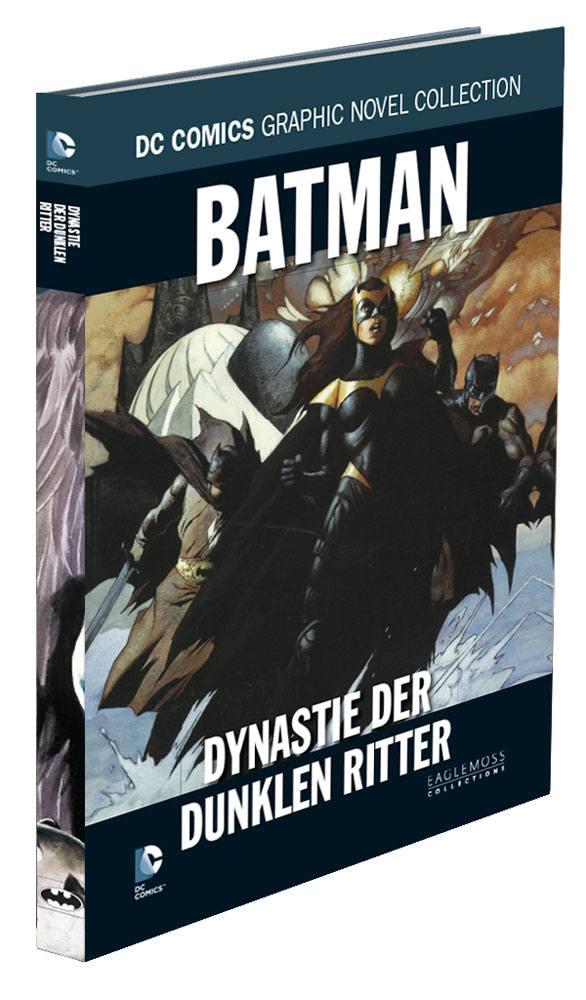 DC Comics Graphic Novel Collection #78 Batman: Dynastie der Dunklen ... Case (12) *German Version*