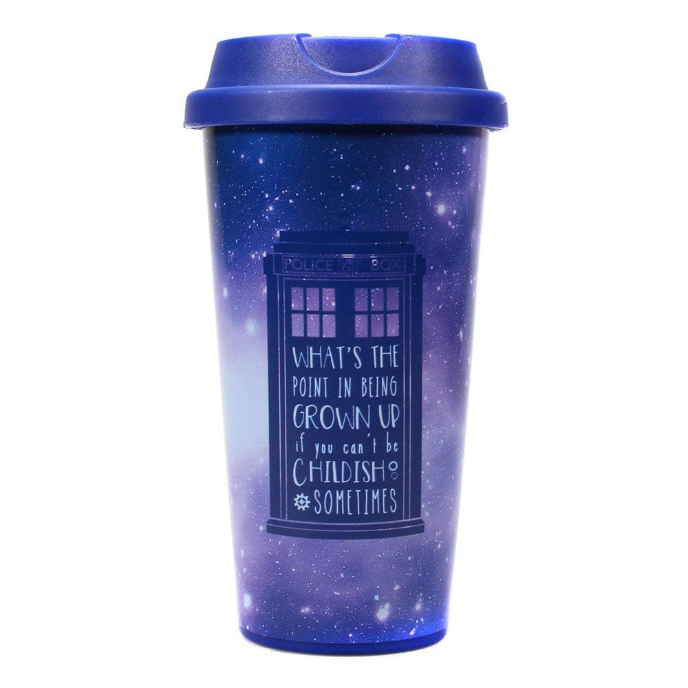 Doctor Who Travel Mug Galaxy