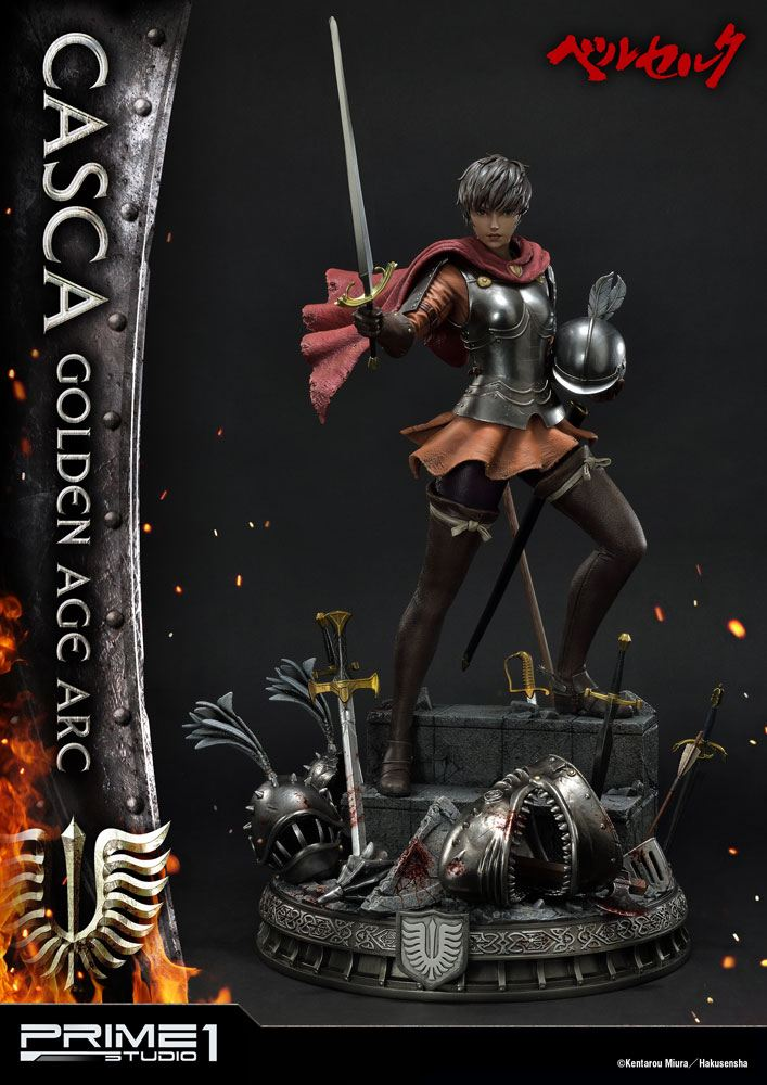 Berserk Statue 1/4 Casca Golden Age Arc Edition 65 cm