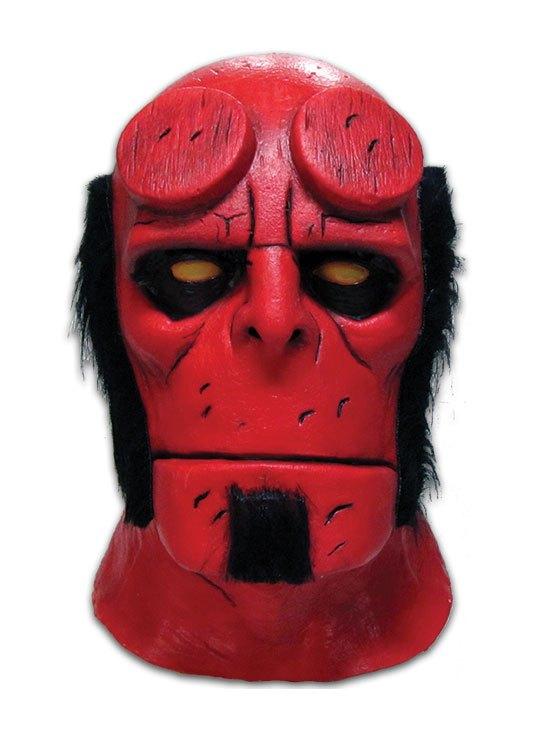Hellboy Latex Mask Hellboy