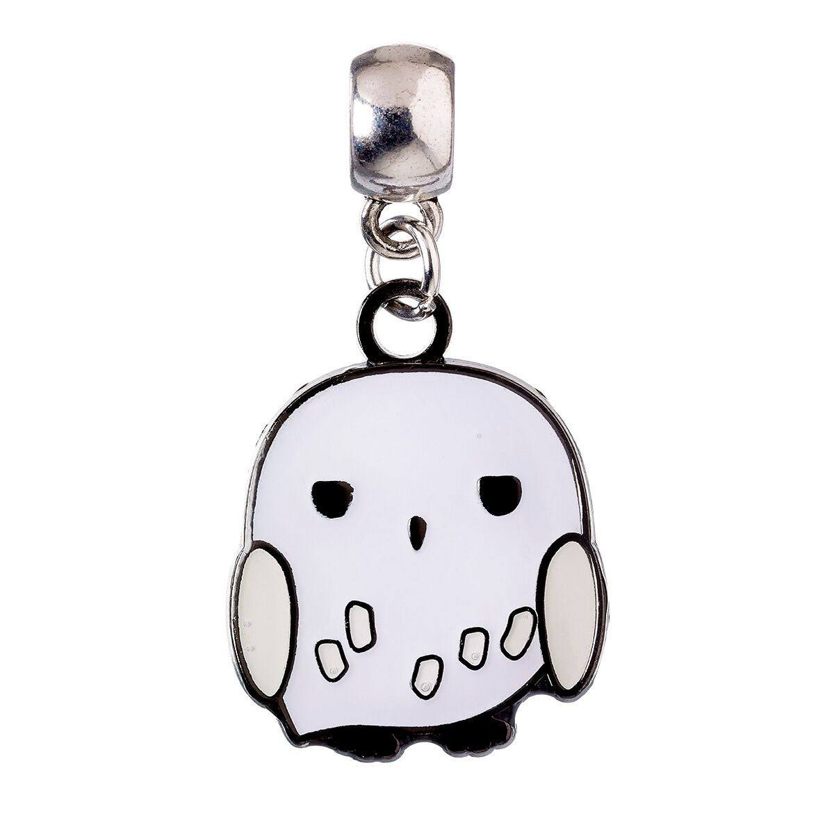 Harry Potter Cutie Collection Charm Hedwig (silver plated)