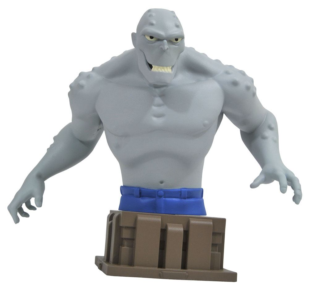 Batman The Animated Series Bust Killer Croc 18 cm