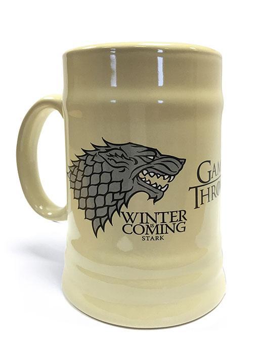 Game of Thrones Stein House Stark