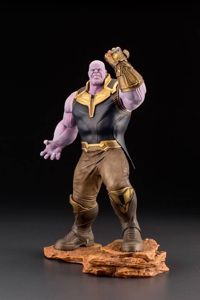 Avengers Infinity War ARTFX+ PVC Statue 1/10 Thanos 28 cm