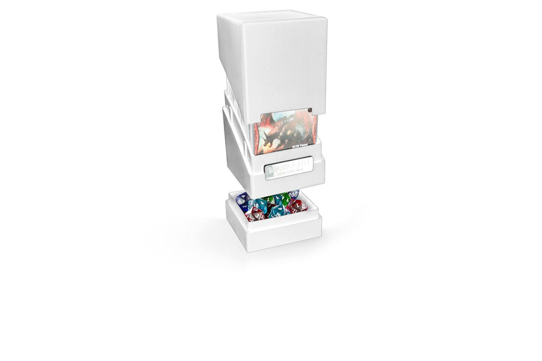Ultimate Guard Monolith Deck Case 100+ Standard Size White