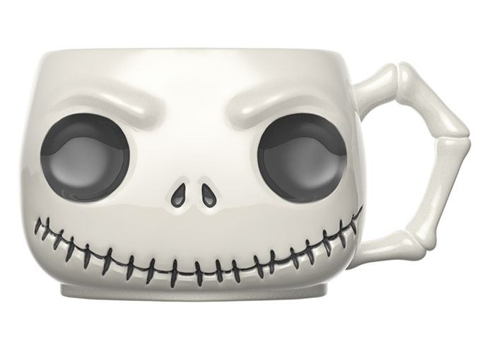 Nightmare before Christmas POP! Homewares Mug Jack Skellington