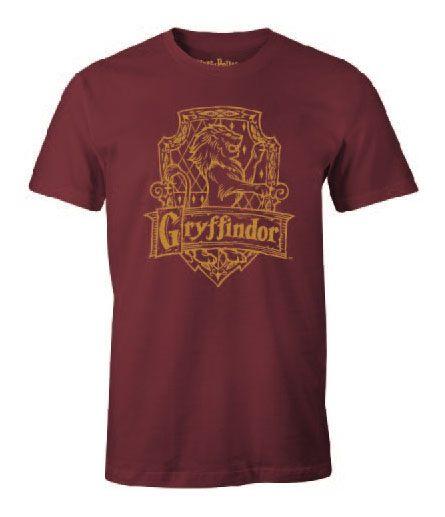 Harry Potter T-Shirt Gryffindor School Size S