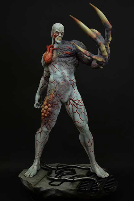 Resident Evil Statue Tyrant 53 cm