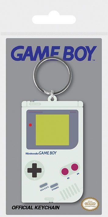 Nintendo Rubber Keychain Gameboy 6 cm