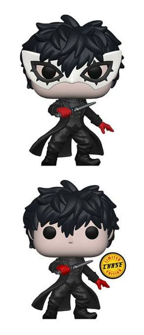 Persona 5 POP! Games Vinyl Figures The Joker 9 cm Assortment (6)