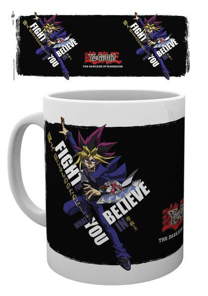 Yu-Gi-Oh! Mug DSOD Believe